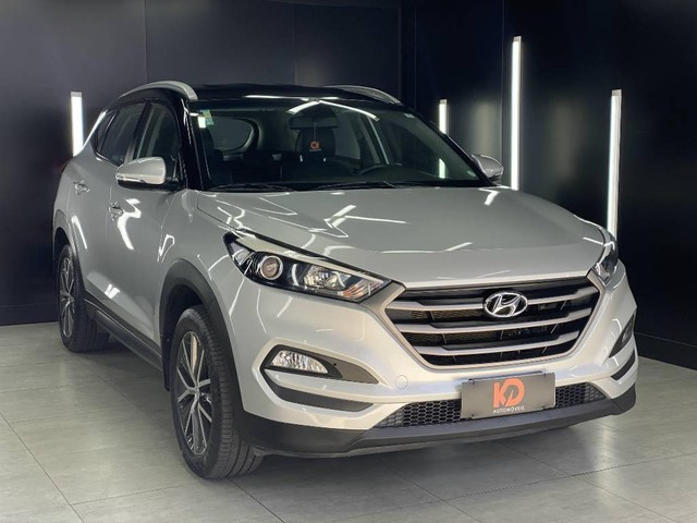 Hyundai Tucson 1.6 Turbo GL AT - Foto 2