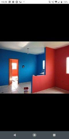 Alugan-se apartamentos com água e luz apenas 350reais  - Foto 4