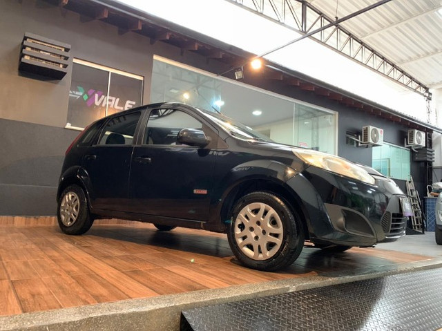 Fiesta Hatch 1.0 4p. Completo com IPVA 2021 Pago - Foto 5