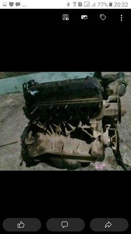 Motor CHT  carburado - Foto 2