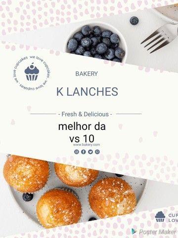 MELHOR LANCHE DA CIDADE