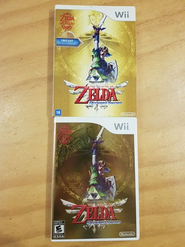 The Legend of Zelda Skyward Sword para nintendo Wii  - Foto 2