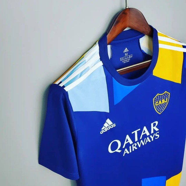 Camisa do Boca jr Premium - Foto 2