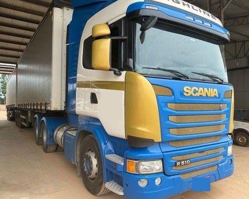 Caminhão R 510 Scania - 2018/2019