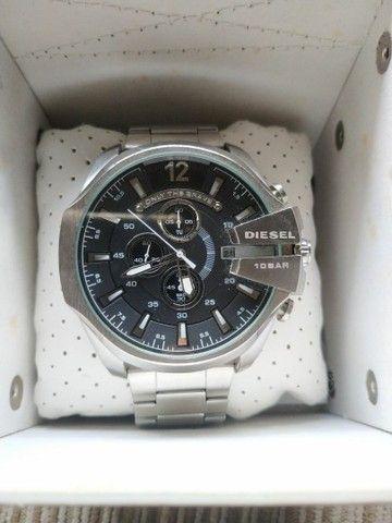 Relógio Diesel Original torrando