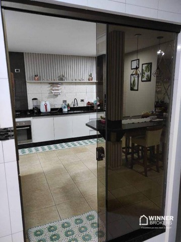 Casa com 2 dormitórios à venda, 99 m² por R$ 380.000,00 - Jardim Tupinambá - Maringá/PR - Foto 13