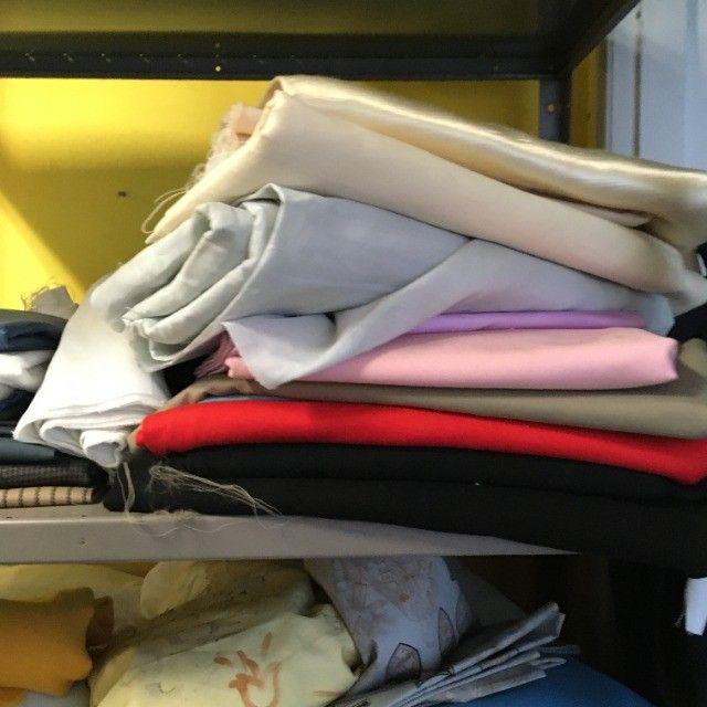 Tecidos vendidos à metro alfaiataria, camisaria, cortinas - Foto 4