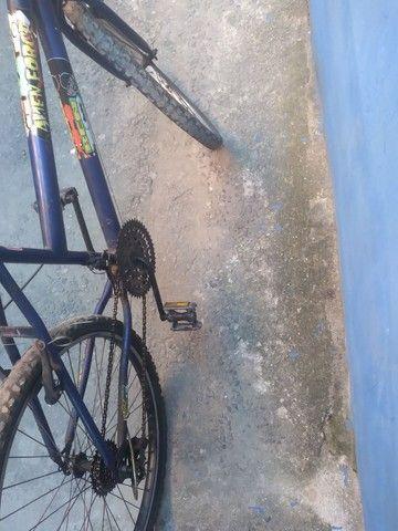 Bike aro 26 a Venda  - Foto 2