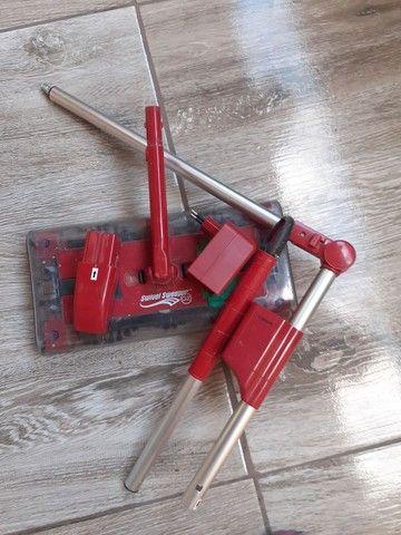Aspirador e vassoura elétrica  - Foto 3