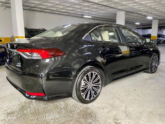 Toyota Corolla Altis Hybrid Blindado Teto Solar Okm Pronta Entrega - Foto 5