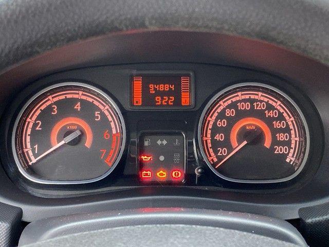 Renault SANDERO SANDERO Expression Hi-Flex 1.6 8V 5p - Foto 13