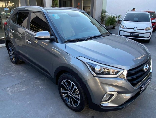 Hyundai Creta Prestige 2020 c/ Baixa Km - Muito Novo! - Foto 8