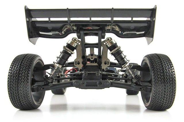 Automodelo Buggy Himoto Shootout E8xbl Escala 1/8 4wd Brushless - Foto 5