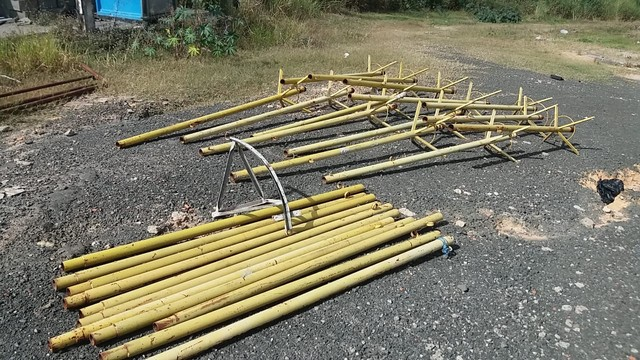 Estrutura tubular de segurança  - Foto 2
