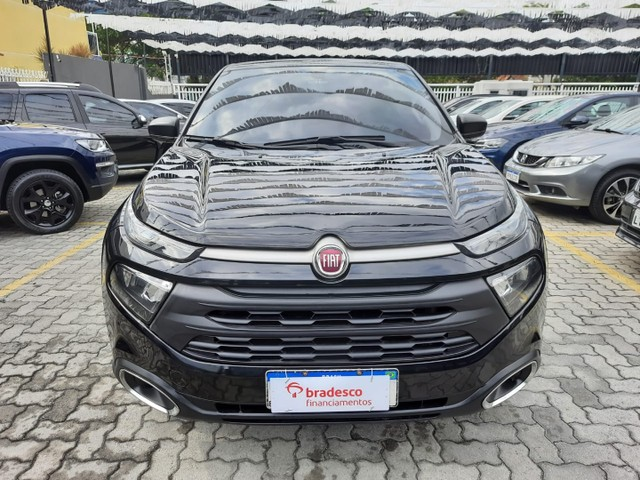 Fiat toro Endurence gnv5 AT 1.8 2019 completo