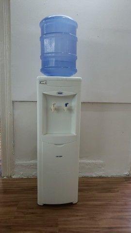 Bebedouro elétrico Branco - Foto 3