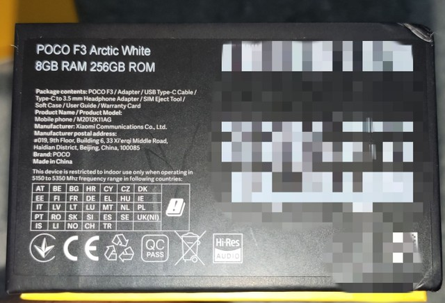 Xiaomi poco f3 snap 870 5G 8/256 gb - Foto 6