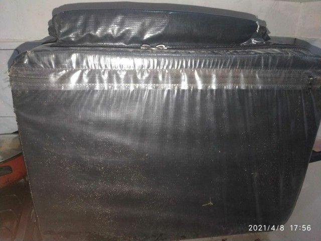 Bag de Couro Grande  - Foto 4