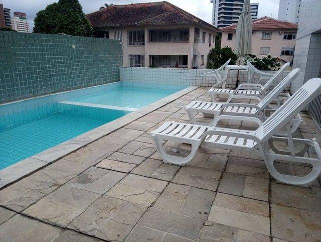 Apartamento para venda possui 100 metros quadrados com 3 quartos em Graças - Recife - PE - Foto 5
