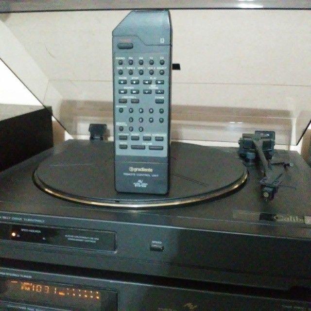 Raro System Gradiente DS 800 Em Ótimo Estado - Foto 2
