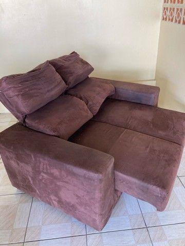 Sofa dois lugares