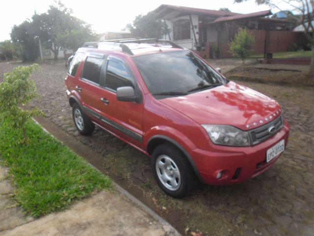 Ford Ecosport style 1.6 completa