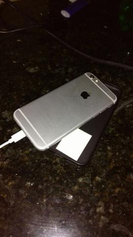 Vendo iPhone 6 prata