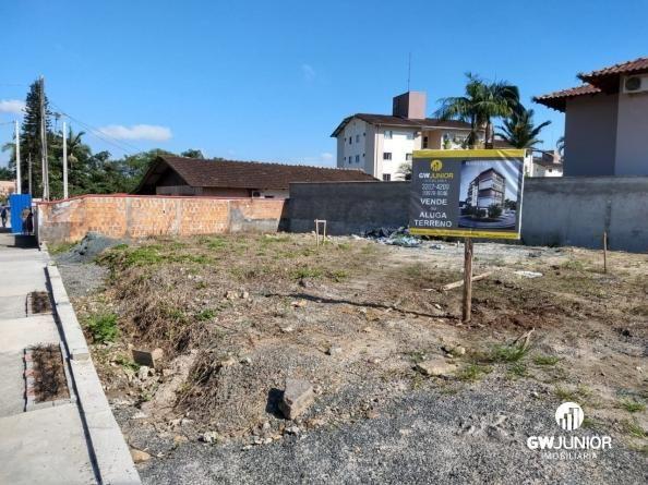 Terreno à venda em Saguaçu, Joinville cod:322