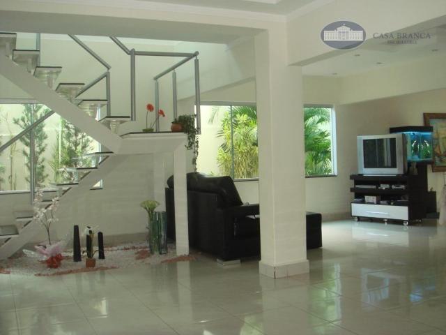 Casa residencial à venda, Amambaí, Campo Grande.