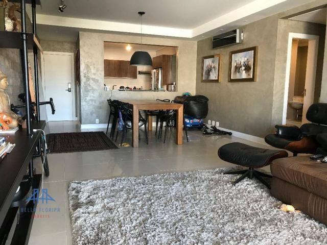 Amplo apartamento mobiliado no joão paulo com linda vista para o mar, 3 suítes, sacada e 3 - Foto 7