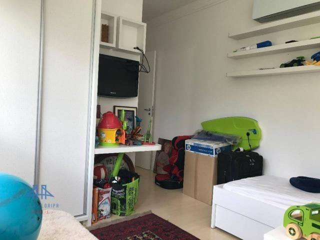 Amplo apartamento mobiliado no joão paulo com linda vista para o mar, 3 suítes, sacada e 3 - Foto 19