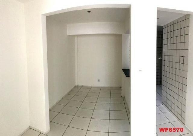 Jardim iracema, apartamento na Aldeota com 2 quartos, 1 vaga, avenida Santos Dumont - Foto 4