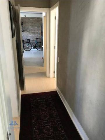 Amplo apartamento mobiliado no joão paulo com linda vista para o mar, 3 suítes, sacada e 3 - Foto 10