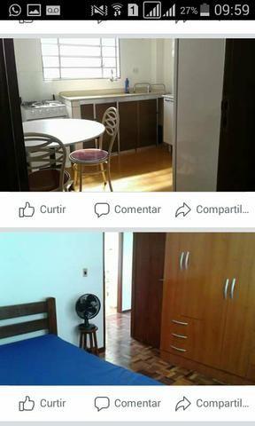 Apartamento mobiliado alugo