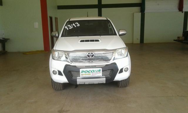 Toyta Hilux CD 4x4 SRV