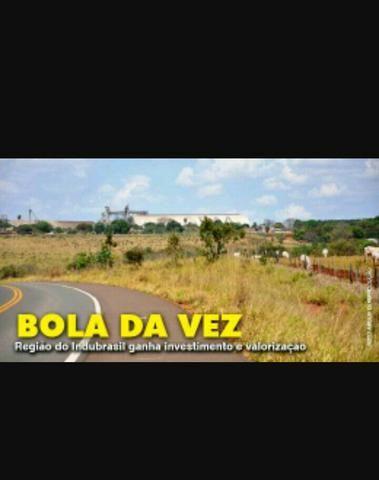 Terreno, vendo ou negocio. proximo ao indu brasil.