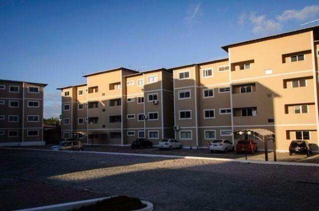 Apartamento no centro de Parnamirim cohabinal