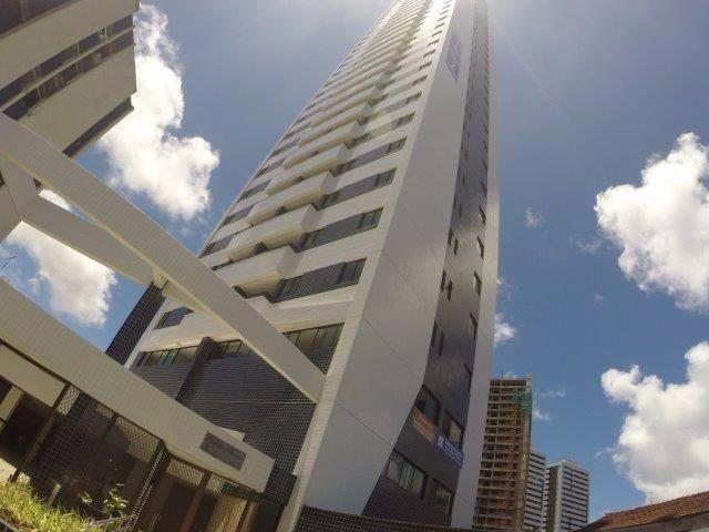 Apartamento novo, na Torre, 03 quartos, 02 vagas, 97 m², nascente e lazer completo