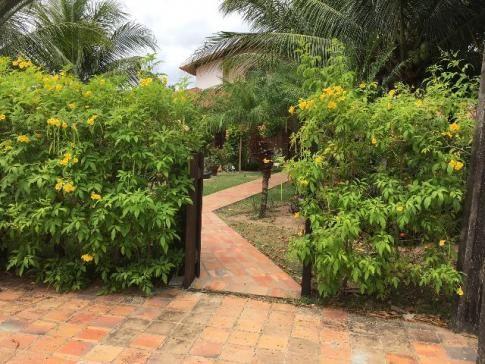 Casa 3/4 no Condomínio Pipa Natureza em Lote de 950m - Praia de Pipa