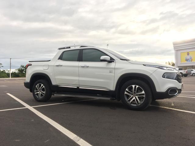 Toro vulcano 2.0 4x4 diesel Aut. 2017