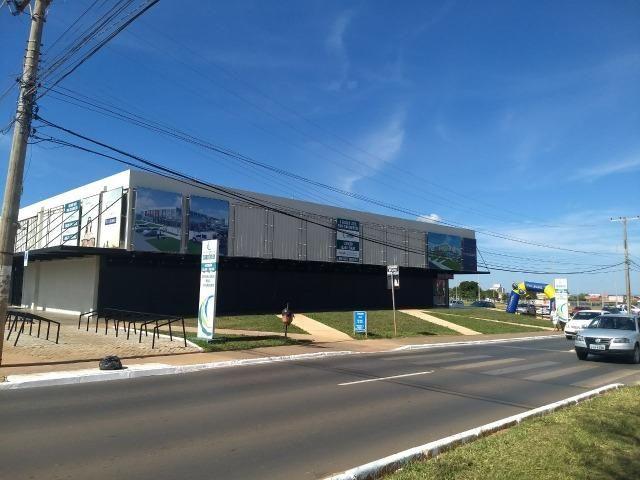 Mecta Imobiliaria aluga lojas na melhor localização do Gama-DF frente a Rodoviária