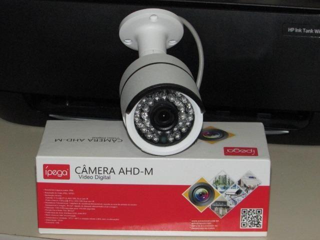 Camera de monitoramento semi nova!