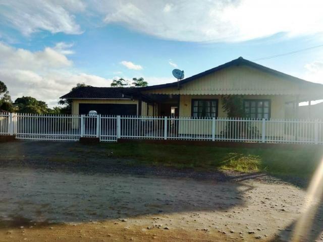Casa à venda com 3 dormitórios em Pinheirinho, Rio negrinho cod:CA00012 - Foto 2