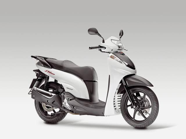 Vende-se Moto SH300i 2016