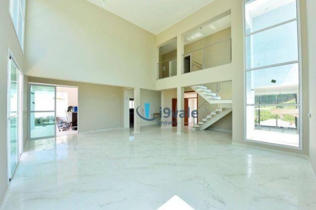 Casa com 4 dormitórios para alugar, 392 m² por r$ 4.800,00/mês - mirante do vale - jacareí - Foto 2