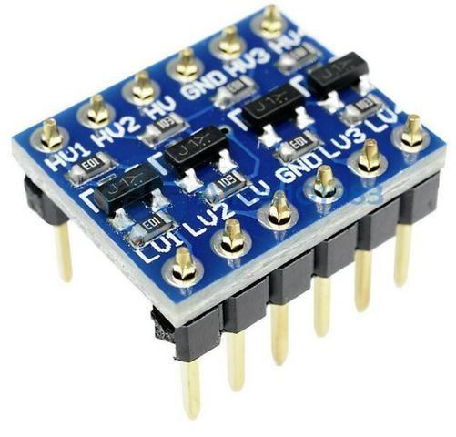 COD-AM253 Conversor I2C de nível lógico Módulo Bi-direcional 5V para 3.3V Arduino Auto