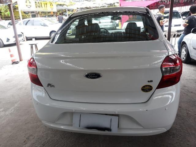 Vendo Ford Ka Se 1.5 Completo + GNV 5.G°e IPVA 2019 Grátis - Foto 6