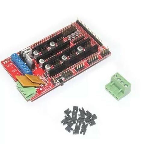 COD-AM164 Ramps 1.4 - Reprap - Impressora 3d - Cnc Arduino Automação Robotica - Foto 2