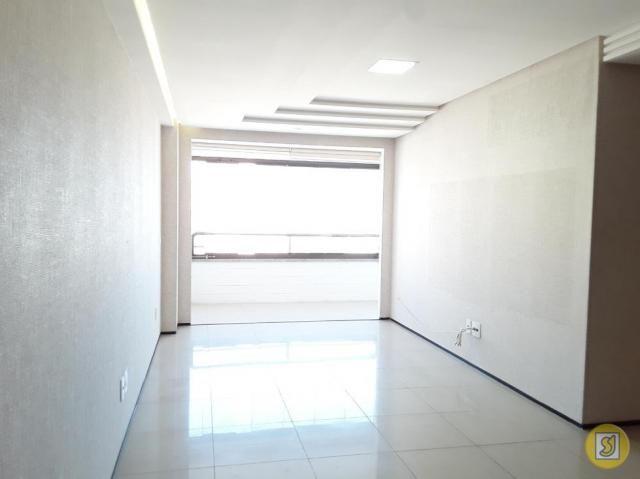 Apartamento para alugar com 3 dormitórios em Mucuripe, Fortaleza cod:50381 - Foto 2