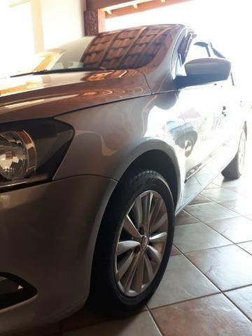 VW Novo Voyage 1.6 City 8V Flex 4P Manual (Único dono) - Foto 5